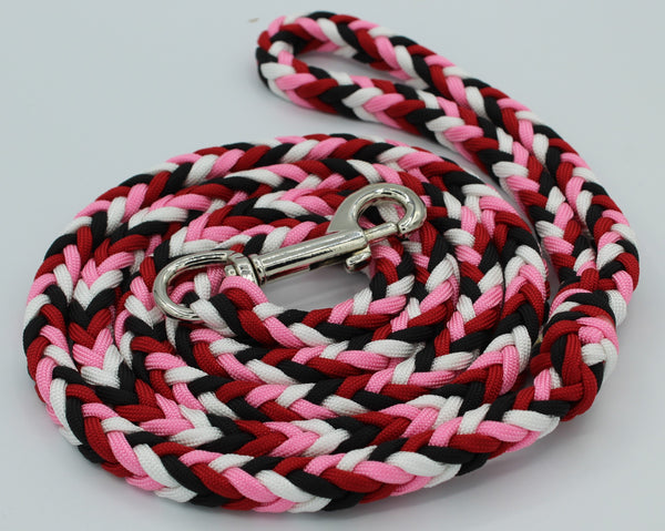 Valentine Love Paracord Dog Leash by The Leash Ladies
