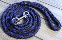 Thin Blue Line Leash by The Dog Ladies