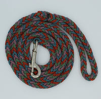 Covered in Diamonds Paracord Dog Leash by The Leash Ladies