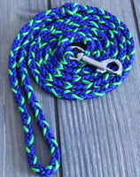 Triton Paracord Dog Leash by The Dog Ladies