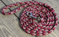 Mystique Paracord Dog Leash by The Dog Ladies