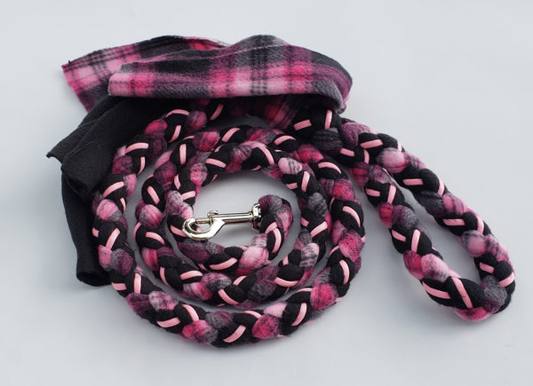 Highland Fling Fleece Leash