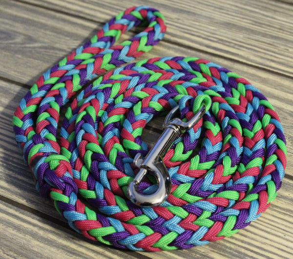 Tulsa Time Paracord Leash