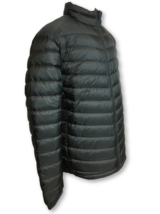 Gant Airie down quilted puffer jacket in odyssey grey with logo- khakisurfer.com Latest menswear designer brands added include Eton, Etro, Agave Denim, Pal Zileri, Circle of Gentlemen, Ralph Lauren, Scotch and Soda, Hugo Boss, Armani Jeans, Armani Collezioni.