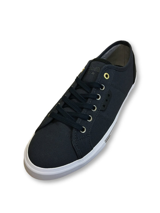 Pantofola d'Oro Arda cotton canvas trainers in blue- khakisurfer.com Latest menswear designer brands added include Eton, Etro, Agave Denim, Pal Zileri, Circle of Gentlemen, Ralph Lauren, Scotch and Soda, Hugo Boss, Armani Jeans, Armani Collezioni.