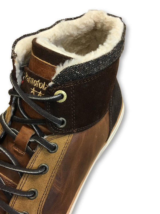 Pantofola d'Oro Benevento mid fur ankle boots in tortoise shell brown- khakisurfer.com Latest menswear designer brands added include Eton, Etro, Agave Denim, Pal Zileri, Circle of Gentlemen, Ralph Lauren, Scotch and Soda, Hugo Boss, Armani Jeans, Armani Collezioni.