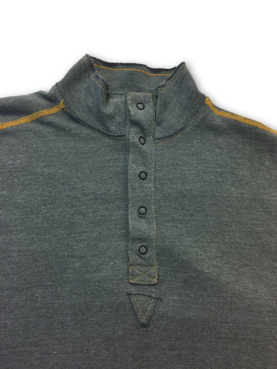 Agave Copper Fault top in grey- khakisurfer.com Latest menswear designer brands added include Eton, Etro, Agave Denim, Pal Zileri, Circle of Gentlemen, Ralph Lauren, Scotch and Soda, Hugo Boss, Armani Jeans, Armani Collezioni.