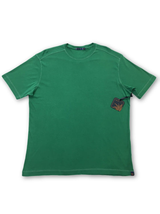 Agave Copper ARC t-shirt in green- khakisurfer.com Latest menswear designer brands added include Eton, Etro, Agave Denim, Pal Zileri, Circle of Gentlemen, Ralph Lauren, Scotch and Soda, Hugo Boss, Armani Jeans, Armani Collezioni.
