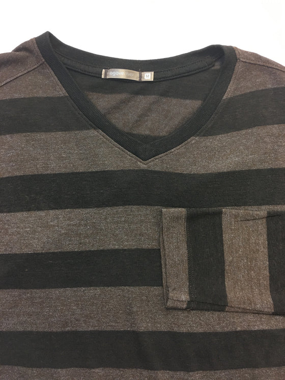Agave Silver Verglass top in brown- khakisurfer.com Latest menswear designer brands added include Eton, Etro, Agave Denim, Pal Zileri, Circle of Gentlemen, Ralph Lauren, Scotch and Soda, Hugo Boss, Armani Jeans, Armani Collezioni.