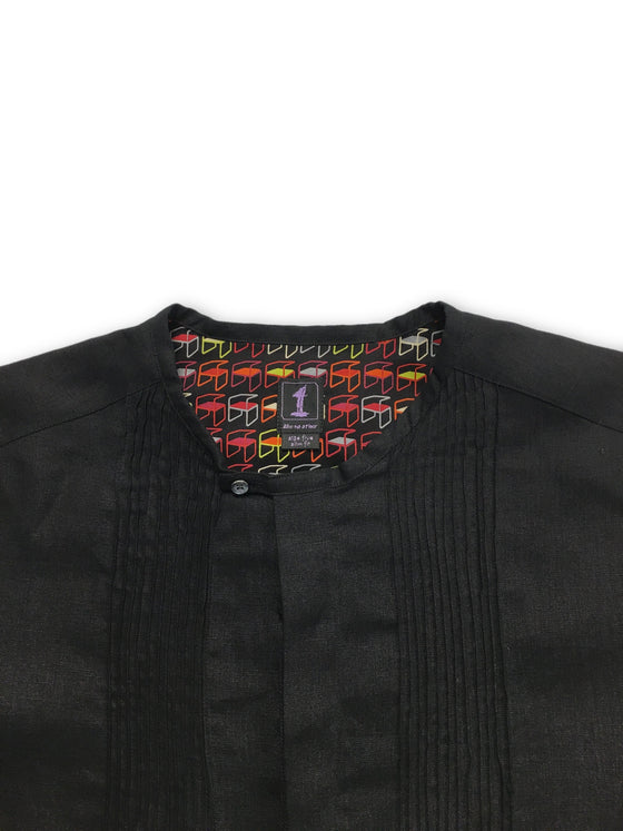 1...like no other shirt in black- khakisurfer.com Latest menswear designer brands added include Eton, Etro, Agave Denim, Pal Zileri, Circle of Gentlemen, Ralph Lauren, Scotch and Soda, Hugo Boss, Armani Jeans, Armani Collezioni.