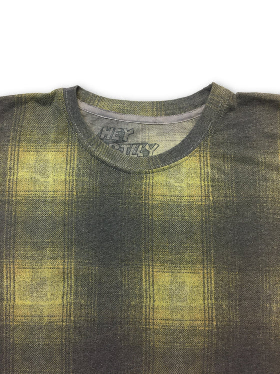 Hey Billy Flannel Hombres T-shirt in yellow- khakisurfer.com Latest menswear designer brands added include Eton, Etro, Agave Denim, Pal Zileri, Circle of Gentlemen, Ralph Lauren, Scotch and Soda, Hugo Boss, Armani Jeans, Armani Collezioni.