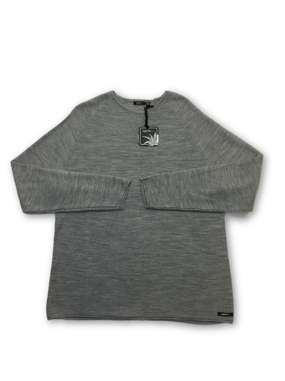 Agave Lux Point Grey knitwear in grey- khakisurfer.com Latest menswear designer brands added include Eton, Etro, Agave Denim, Pal Zileri, Circle of Gentlemen, Ralph Lauren, Scotch and Soda, Hugo Boss, Armani Jeans, Armani Collezioni.