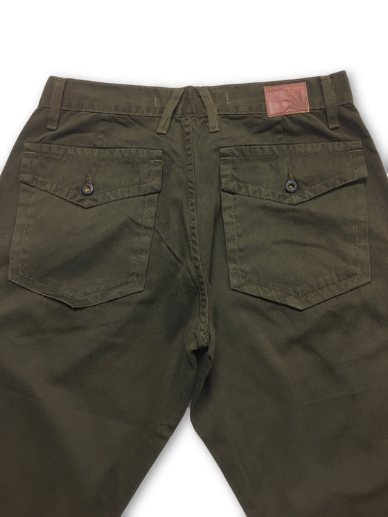 Agave Copper 'Cabo Twill' chinos in dark olive cotton- khakisurfer.com Latest menswear designer brands added include Eton, Etro, Agave Denim, Pal Zileri, Circle of Gentlemen, Ralph Lauren, Scotch and Soda, Hugo Boss, Armani Jeans, Armani Collezioni.