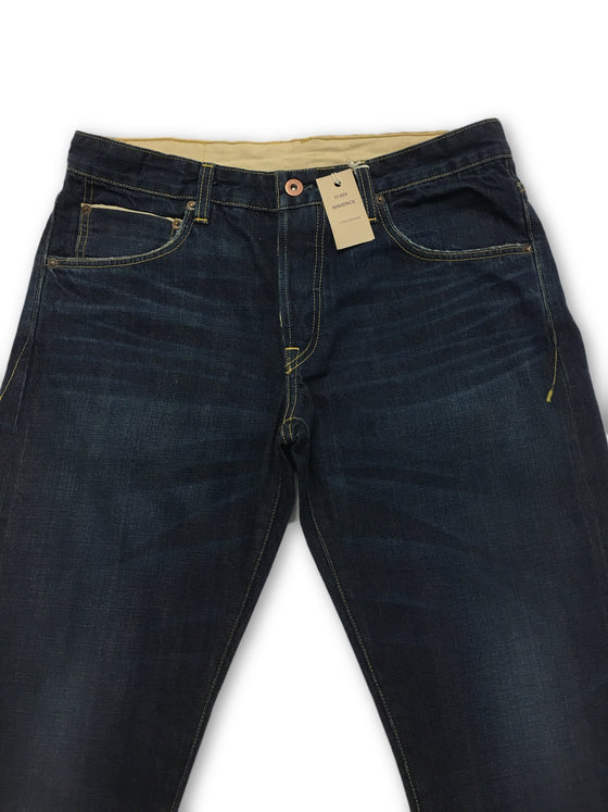 Agave jeans in blue- khakisurfer.com Latest menswear designer brands added include Eton, Etro, Agave Denim, Pal Zileri, Circle of Gentlemen, Ralph Lauren, Scotch and Soda, Hugo Boss, Armani Jeans, Armani Collezioni.