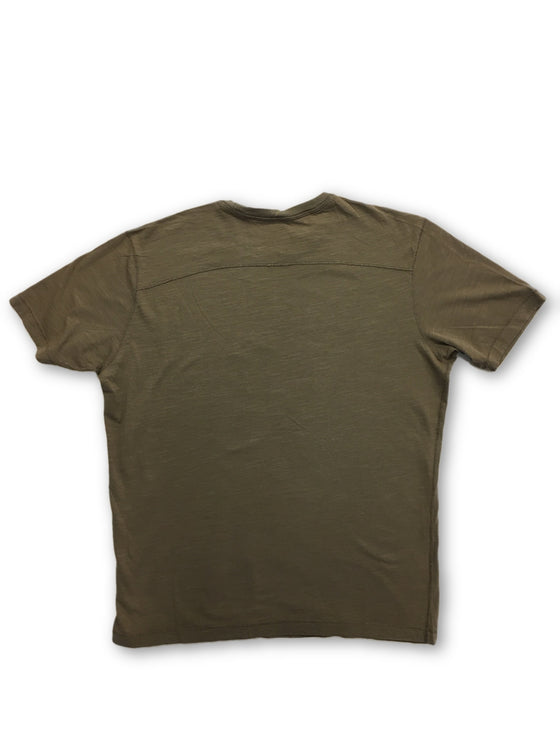 Agave 'Denim' t-shirt in brown- khakisurfer.com Latest menswear designer brands added include Eton, Etro, Agave Denim, Pal Zileri, Circle of Gentlemen, Ralph Lauren, Scotch and Soda, Hugo Boss, Armani Jeans, Armani Collezioni.