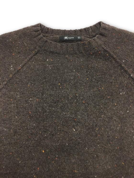 Agave knitwear in brown- khakisurfer.com Latest menswear designer brands added include Eton, Etro, Agave Denim, Pal Zileri, Circle of Gentlemen, Ralph Lauren, Scotch and Soda, Hugo Boss, Armani Jeans, Armani Collezioni.
