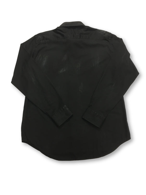 Georg Roth shirt in washed black- khakisurfer.com Latest menswear designer brands added include Eton, Etro, Agave Denim, Pal Zileri, Circle of Gentlemen, Ralph Lauren, Scotch and Soda, Hugo Boss, Armani Jeans, Armani Collezioni.