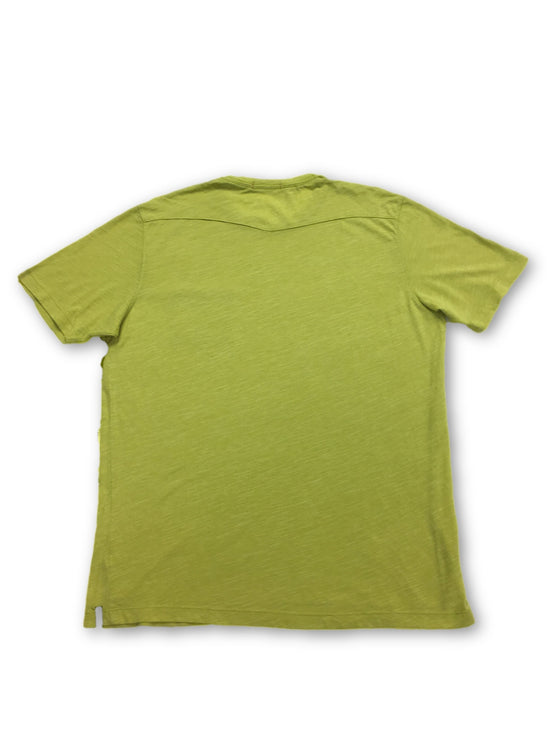Agave t-shirt in yellow- khakisurfer.com Latest menswear designer brands added include Eton, Etro, Agave Denim, Pal Zileri, Circle of Gentlemen, Ralph Lauren, Scotch and Soda, Hugo Boss, Armani Jeans, Armani Collezioni.