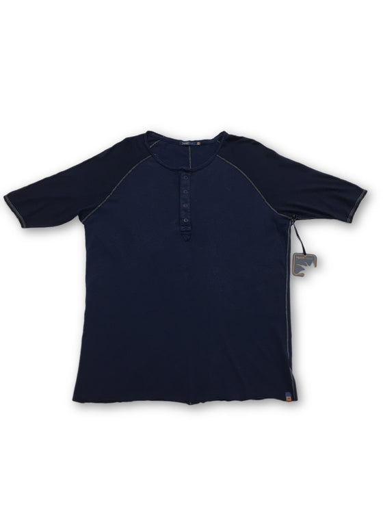 Agave Copper 'Tectonic' t-shirt in blue- khakisurfer.com Latest menswear designer brands added include Eton, Etro, Agave Denim, Pal Zileri, Circle of Gentlemen, Ralph Lauren, Scotch and Soda, Hugo Boss, Armani Jeans, Armani Collezioni.