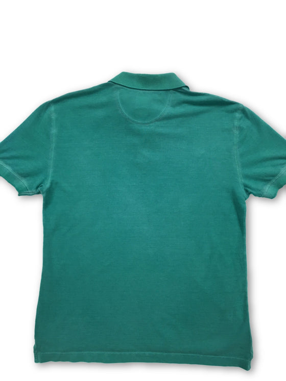 Jaggy polo in sea green cotton pique- khakisurfer.com Latest menswear designer brands added include Eton, Etro, Agave Denim, Pal Zileri, Circle of Gentlemen, Ralph Lauren, Scotch and Soda, Hugo Boss, Armani Jeans, Armani Collezioni.