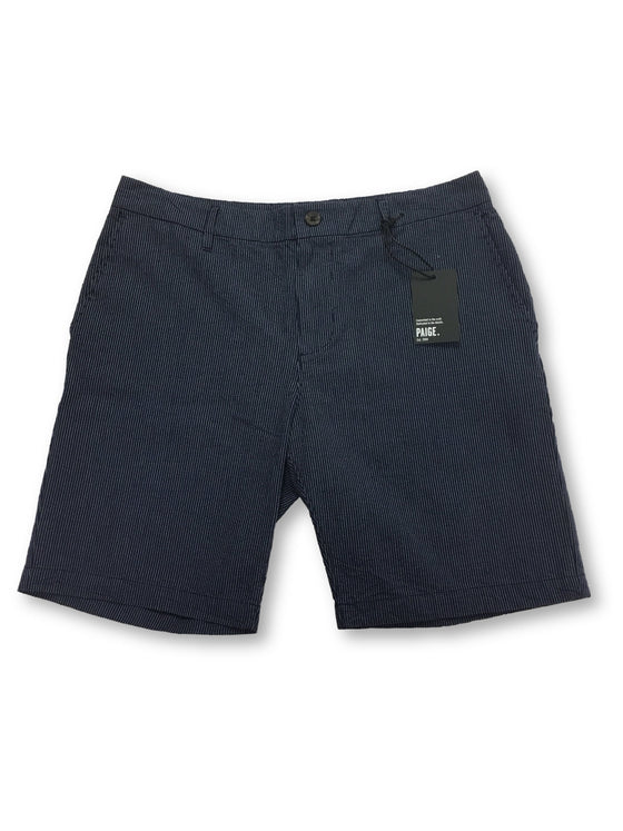 PAIGE Thompson shorts in navy pindot rrp £109.00