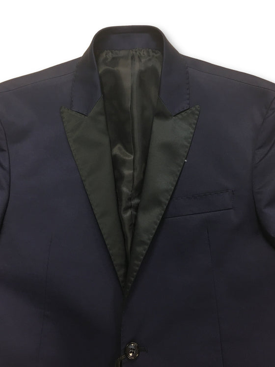 Hamaki-Ho Fashion Laboratories fully structured jacket in blue- khakisurfer.com Latest menswear designer brands added include Eton, Etro, Agave Denim, Pal Zileri, Circle of Gentlemen, Ralph Lauren, Scotch and Soda, Hugo Boss, Armani Jeans, Armani Collezioni.