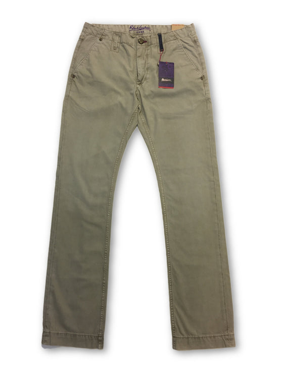 Robert Graham Jeano Slim-Jim jeans in beige cotton- khakisurfer.com Latest menswear designer brands added include Eton, Etro, Agave Denim, Pal Zileri, Circle of Gentlemen, Ralph Lauren, Scotch and Soda, Hugo Boss, Armani Jeans, Armani Collezioni.