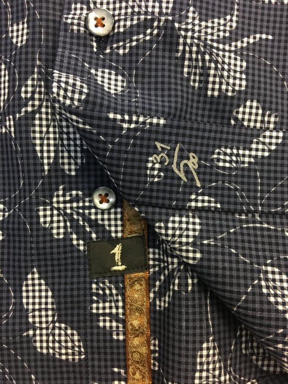 1...like no other Limited edition 1/500 shirt in navy- khakisurfer.com Latest menswear designer brands added include Eton, Etro, Agave Denim, Pal Zileri, Circle of Gentlemen, Ralph Lauren, Scotch and Soda, Hugo Boss, Armani Jeans, Armani Collezioni.
