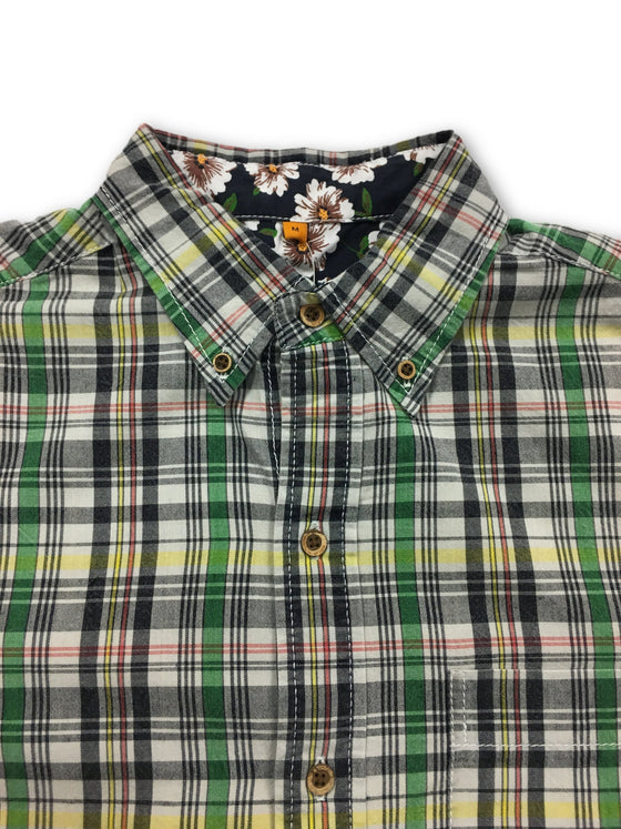 Tailor Vintage shirt in multi colour- khakisurfer.com Latest menswear designer brands added include Eton, Etro, Agave Denim, Pal Zileri, Circle of Gentlemen, Ralph Lauren, Scotch and Soda, Hugo Boss, Armani Jeans, Armani Collezioni.