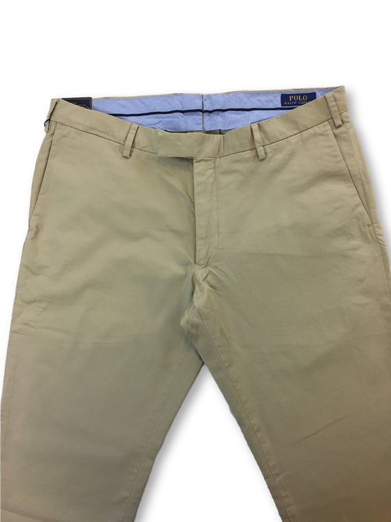 Ralph Lauren Polo stretch tailored slim fit chinos in Classic Khaki- khakisurfer.com Latest menswear designer brands added include Eton, Etro, Agave Denim, Pal Zileri, Circle of Gentlemen, Ralph Lauren, Scotch and Soda, Hugo Boss, Armani Jeans, Armani Collezioni.