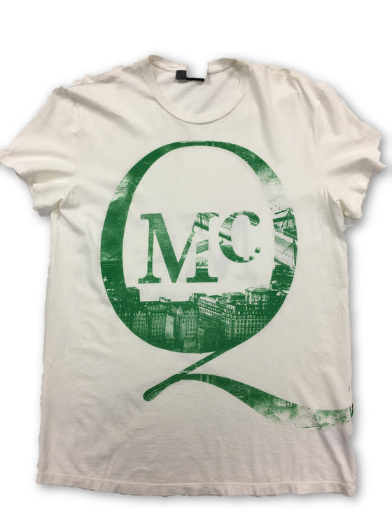 Alexander McQueen T-Shirt in cream- khakisurfer.com Latest menswear designer brands added include Eton, Etro, Agave Denim, Pal Zileri, Circle of Gentlemen, Ralph Lauren, Scotch and Soda, Hugo Boss, Armani Jeans, Armani Collezioni.