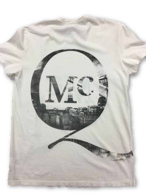 Alexander McQueen T-Shirt PIRATE SHIP- khakisurfer.com Latest menswear designer brands added include Eton, Etro, Agave Denim, Pal Zileri, Circle of Gentlemen, Ralph Lauren, Scotch and Soda, Hugo Boss, Armani Jeans, Armani Collezioni.