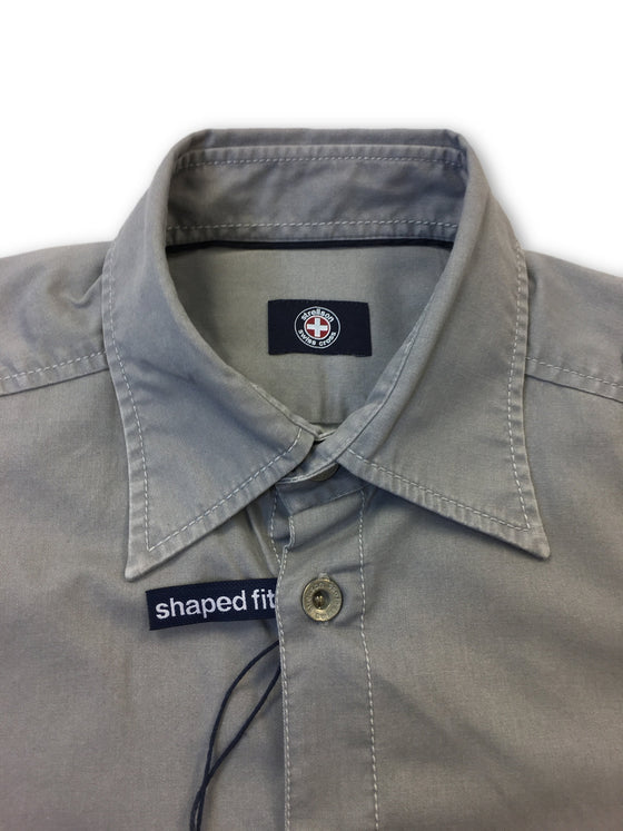 Strellson shirt in grey- khakisurfer.com Latest menswear designer brands added include Eton, Etro, Agave Denim, Pal Zileri, Circle of Gentlemen, Ralph Lauren, Scotch and Soda, Hugo Boss, Armani Jeans, Armani Collezioni.