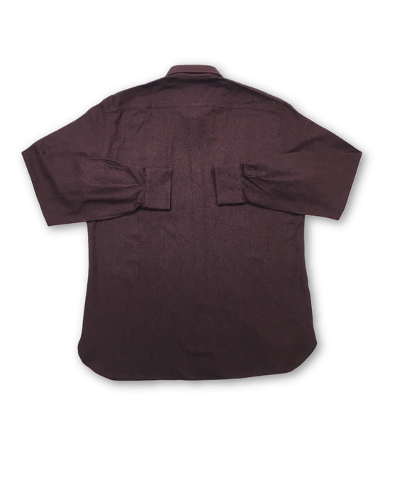 Luciano Barbera shirt in burgundy- khakisurfer.com Latest menswear designer brands added include Eton, Etro, Agave Denim, Pal Zileri, Circle of Gentlemen, Ralph Lauren, Scotch and Soda, Hugo Boss, Armani Jeans, Armani Collezioni.