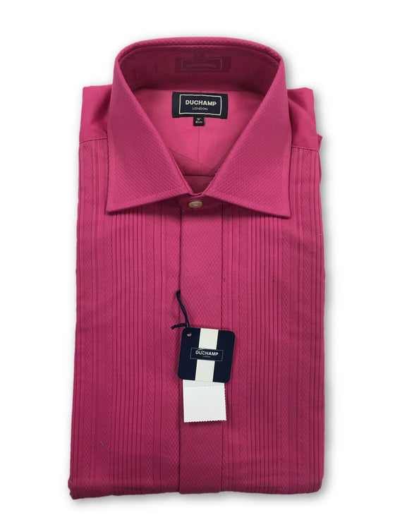 Duchamp dress shirt in fuschia pink with double cuff- khakisurfer.com Latest menswear designer brands added include Eton, Etro, Agave Denim, Pal Zileri, Circle of Gentlemen, Ralph Lauren, Scotch and Soda, Hugo Boss, Armani Jeans, Armani Collezioni.