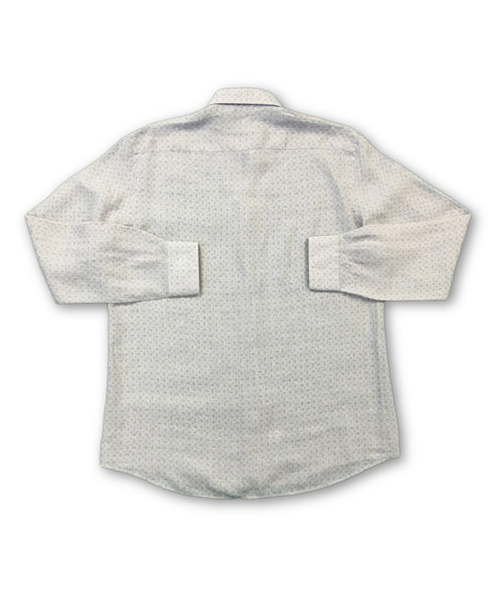 Luciano Barbera shirt in ivory- khakisurfer.com Latest menswear designer brands added include Eton, Etro, Agave Denim, Pal Zileri, Circle of Gentlemen, Ralph Lauren, Scotch and Soda, Hugo Boss, Armani Jeans, Armani Collezioni.