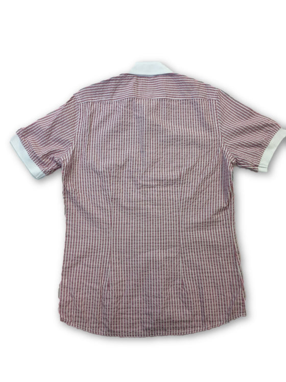 Strellson shirt in pink- khakisurfer.com Latest menswear designer brands added include Eton, Etro, Agave Denim, Pal Zileri, Circle of Gentlemen, Ralph Lauren, Scotch and Soda, Hugo Boss, Armani Jeans, Armani Collezioni.