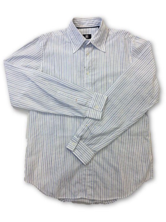 Strellson shirt in white- khakisurfer.com Latest menswear designer brands added include Eton, Etro, Agave Denim, Pal Zileri, Circle of Gentlemen, Ralph Lauren, Scotch and Soda, Hugo Boss, Armani Jeans, Armani Collezioni.