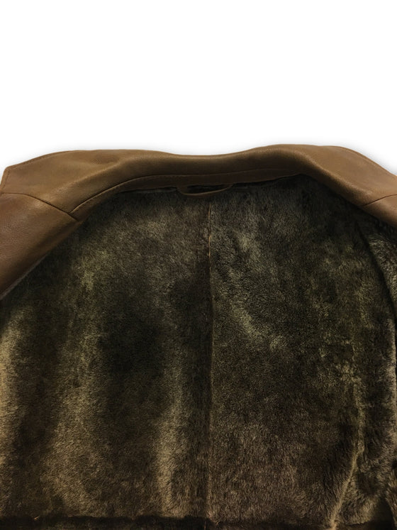 HUGO BOSS Cless leather jacket in brown FAULTY- khakisurfer.com Latest menswear designer brands added include Eton, Etro, Agave Denim, Pal Zileri, Circle of Gentlemen, Ralph Lauren, Scotch and Soda, Hugo Boss, Armani Jeans, Armani Collezioni.