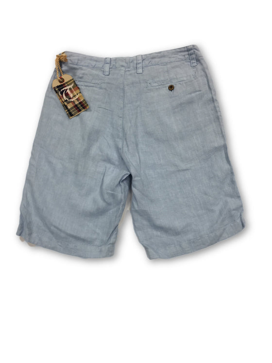 Tailor Vintage shorts in blue- khakisurfer.com Latest menswear designer brands added include Eton, Etro, Agave Denim, Pal Zileri, Circle of Gentlemen, Ralph Lauren, Scotch and Soda, Hugo Boss, Armani Jeans, Armani Collezioni.
