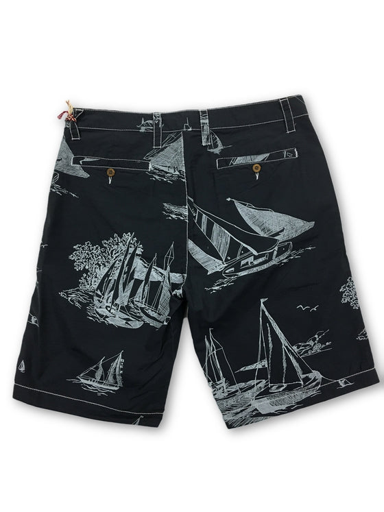 Tailor Vintage swim shorts in navy- khakisurfer.com Latest menswear designer brands added include Eton, Etro, Agave Denim, Pal Zileri, Circle of Gentlemen, Ralph Lauren, Scotch and Soda, Hugo Boss, Armani Jeans, Armani Collezioni.