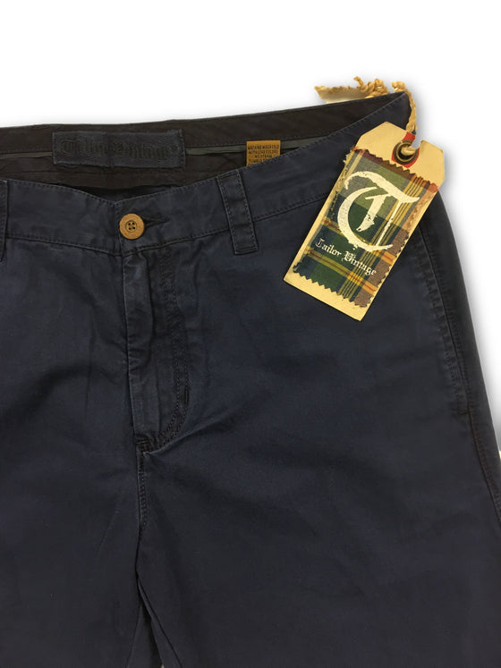 Tailor Vintage chinos in navy- khakisurfer.com Latest menswear designer brands added include Eton, Etro, Agave Denim, Pal Zileri, Circle of Gentlemen, Ralph Lauren, Scotch and Soda, Hugo Boss, Armani Jeans, Armani Collezioni.