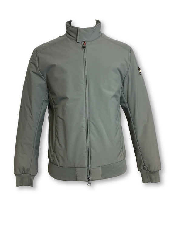 Colmar 'Complete' polyester bomber jacket in grey- khakisurfer.com Latest menswear designer brands added include Eton, Etro, Agave Denim, Pal Zileri, Circle of Gentlemen, Ralph Lauren, Scotch and Soda, Hugo Boss, Armani Jeans, Armani Collezioni.