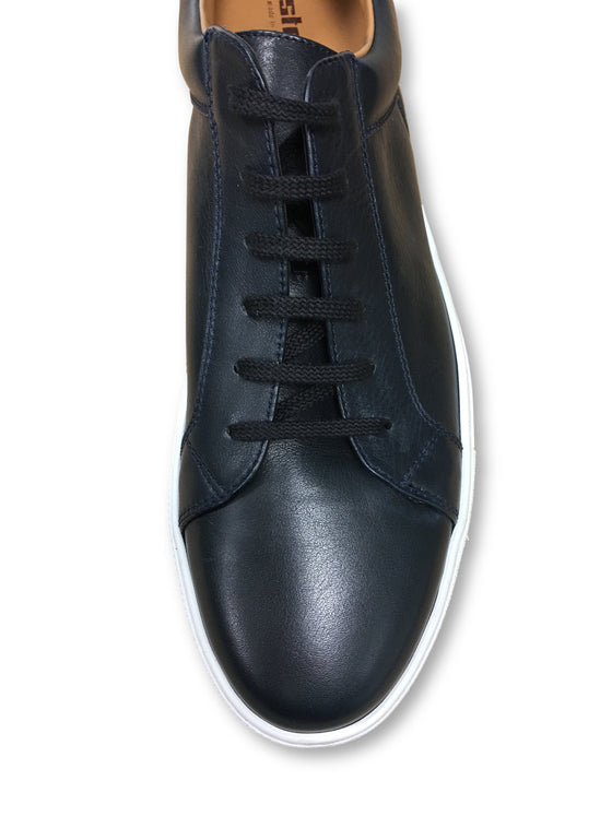 Stemar trainer style shoes in navy- khakisurfer.com Latest menswear designer brands added include Eton, Etro, Agave Denim, Pal Zileri, Circle of Gentlemen, Ralph Lauren, Scotch and Soda, Hugo Boss, Armani Jeans, Armani Collezioni.