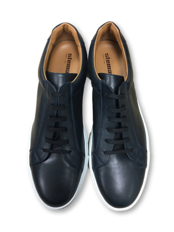 Stemar trainer style shoes in navy