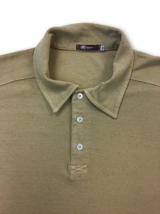 Agave Lux Elder polo in brown- khakisurfer.com Latest menswear designer brands added include Eton, Etro, Agave Denim, Pal Zileri, Circle of Gentlemen, Ralph Lauren, Scotch and Soda, Hugo Boss, Armani Jeans, Armani Collezioni.