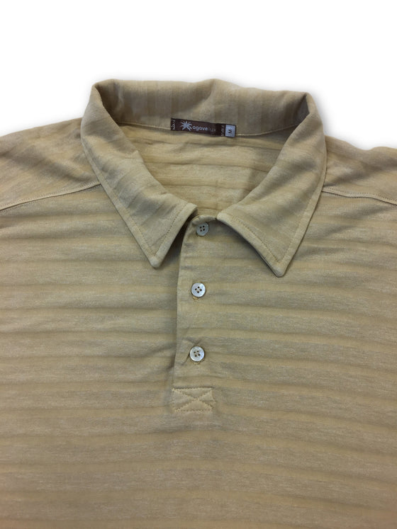 Agave Lux Cottonwood polo in beige- khakisurfer.com Latest menswear designer brands added include Eton, Etro, Agave Denim, Pal Zileri, Circle of Gentlemen, Ralph Lauren, Scotch and Soda, Hugo Boss, Armani Jeans, Armani Collezioni.