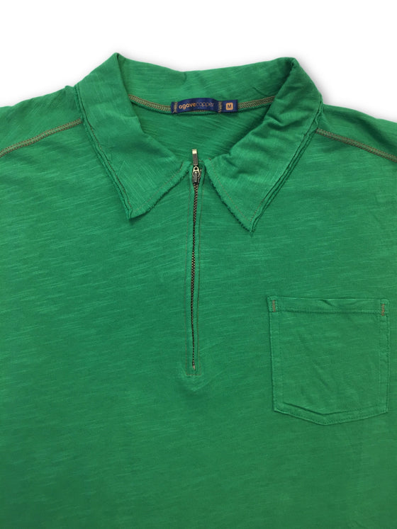 Agave Copper Amplitude polo in green- khakisurfer.com Latest menswear designer brands added include Eton, Etro, Agave Denim, Pal Zileri, Circle of Gentlemen, Ralph Lauren, Scotch and Soda, Hugo Boss, Armani Jeans, Armani Collezioni.