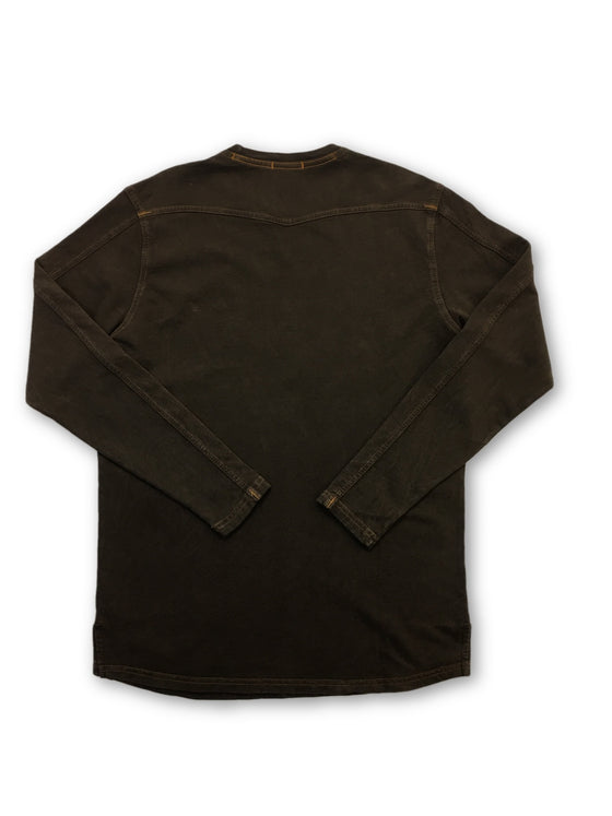Agave Copper Glissade top in brown- khakisurfer.com Latest menswear designer brands added include Eton, Etro, Agave Denim, Pal Zileri, Circle of Gentlemen, Ralph Lauren, Scotch and Soda, Hugo Boss, Armani Jeans, Armani Collezioni.