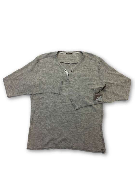 Agave Silver Alameda top in grey- khakisurfer.com Latest menswear designer brands added include Eton, Etro, Agave Denim, Pal Zileri, Circle of Gentlemen, Ralph Lauren, Scotch and Soda, Hugo Boss, Armani Jeans, Armani Collezioni.